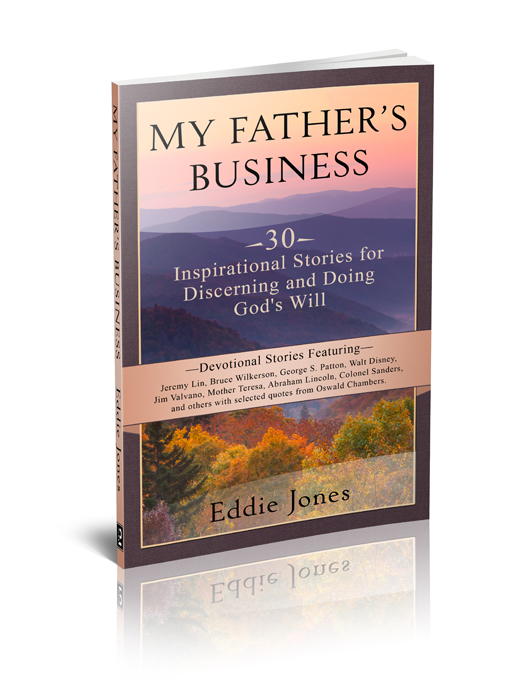 Eddie Jones - Author | Readers are Leaders, Buy a Boy a Book