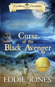 Curse of the Black Avenger By Eddie Jones