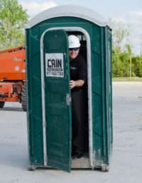 Did God Really Say I Should Put My Porta Potty Off-Site ?