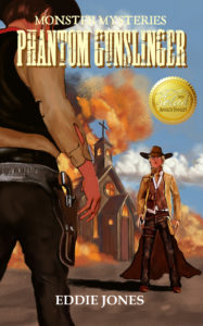 Phantom Gunslinger By Eddie Jones