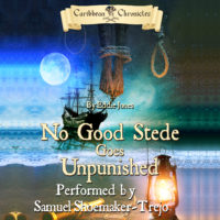 No Good Stede Goes Unpunished - Audiobook